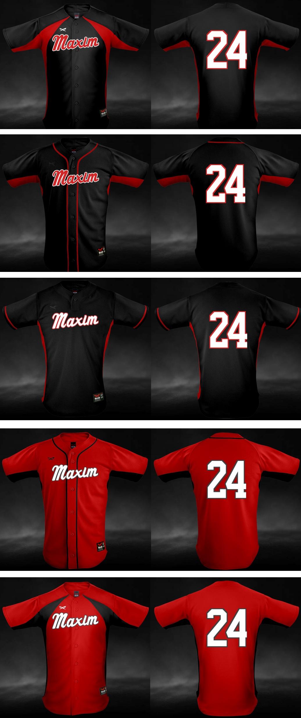 Quelle uniforme pour le baseball à Domont